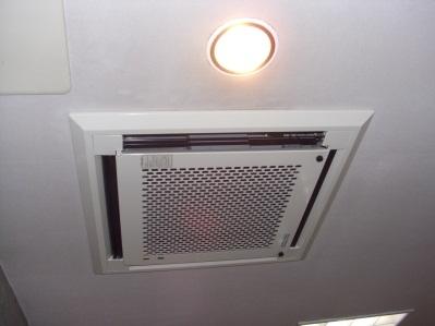 天井埋込型強力空気清浄機